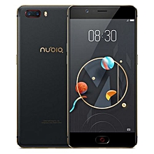 Nubia M2 Global Rom 5.5 Inch 4GB RAM 128GB ROM Qualcomm Snapdragon 625 Octa Core 4G Smartphone Black