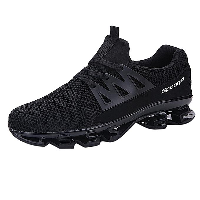 f692b418c069 Xiuxingzi Mens Casual Walking Sneaker Slip On Blade Outdoor Sport Shoes  Mesh Running Shoes