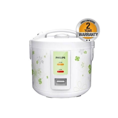 HD3017 - Rice Cooker - 650W - 1.8Litres - White.