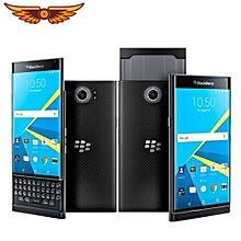 BlackBerry Priv 5.4'' Cellphone Android OS 3GB RAM 32GB ROM 18MP Mobile Phone - Black