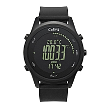 ColMi Beyond Smart Watch Waterproof Passometer Step Calories Distance Pressure