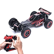 78599 2.4G High Speed Monster Truck Remote Control Car-Red