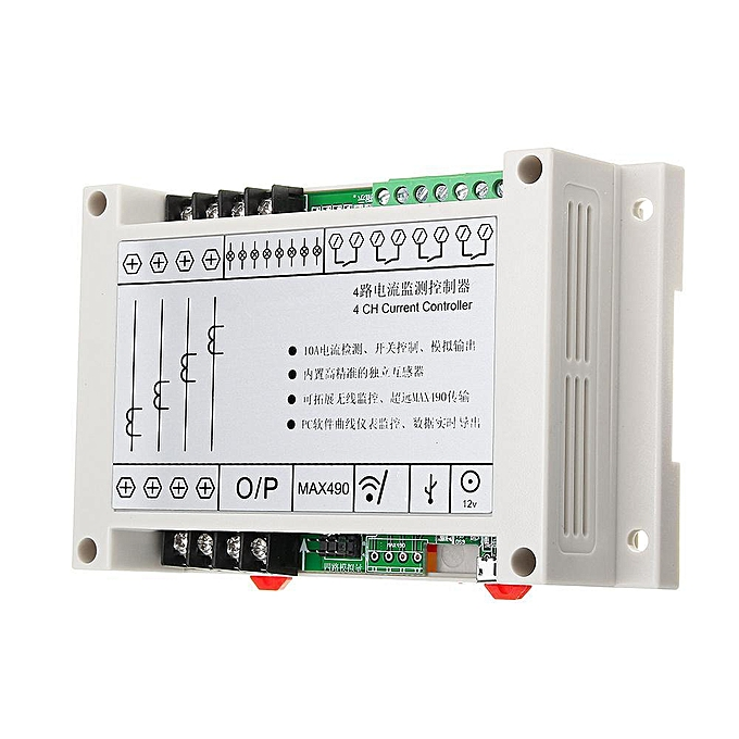 Generic 4 Channel 4CH Current Controller Switch Control