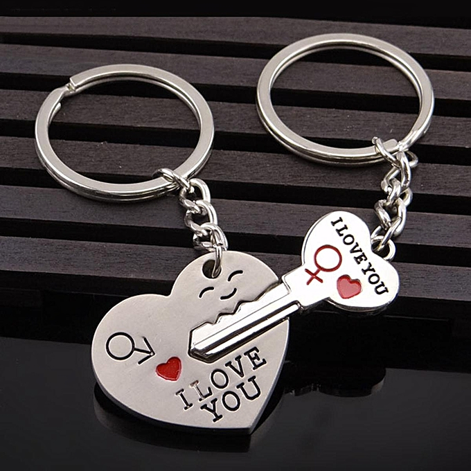 Buy Generic Valentines Day Gift Love For Him Her Keyring Keychain