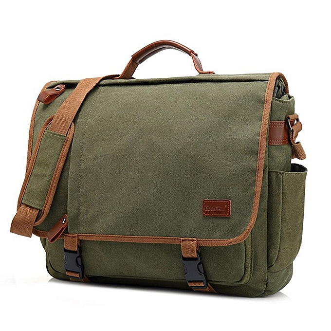 5df6238a9 Vintage Canvas Briefcase Men Laptop Suitcase Travel Handbag Men Business  Tote Bags Male Messenger Bags Shoulder