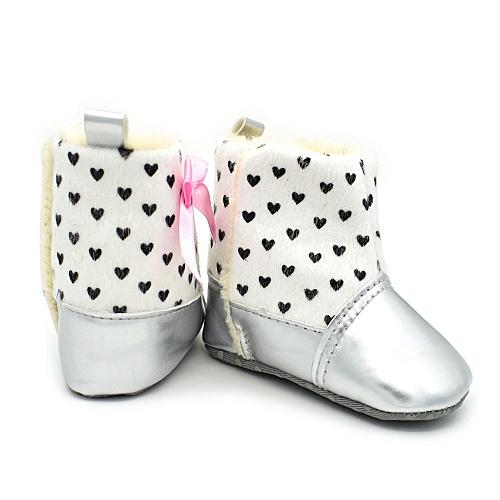 Buy Neworldline Winter Warm Baby Boot Plus Cashmere Baby Shoes Girl