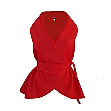 Scuba Coat (Red)