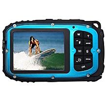 16MP Underwater Digital Video Camera, 30ft Waterproof, Dustproof, Freezeproof