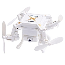 127W WiFi FPV 2.4GHz 4CH 6-Axis Gyro 0.3MP Camera RTF RC Mini Pocket Quadcopter Toy