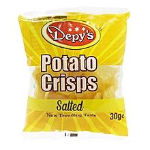 Salted Potato Crisps - 30g