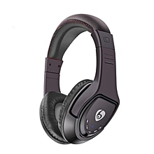 OVLENG MX333 Over Ear 40mm Driver Unit Bass HiFi Noise Reduction FM Radio V4.1 Bluetooth Headphone  and