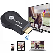 AnyCast M4 Plus Wireless WiFi Display Dongle Receiver Airplay Miracast DLNA 1080P HDMI TV Stick For IPhone, Samsung, And Other Android Smartphones
