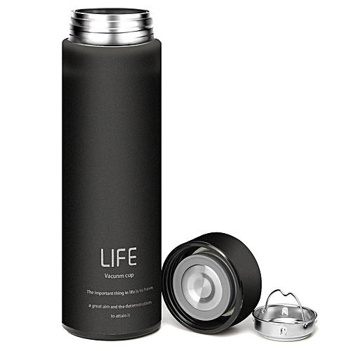 Image result for matte thermal flask LIFE