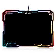 E - 3LUE EMP013 Mouse Pad With RGB Lighting-BLACK