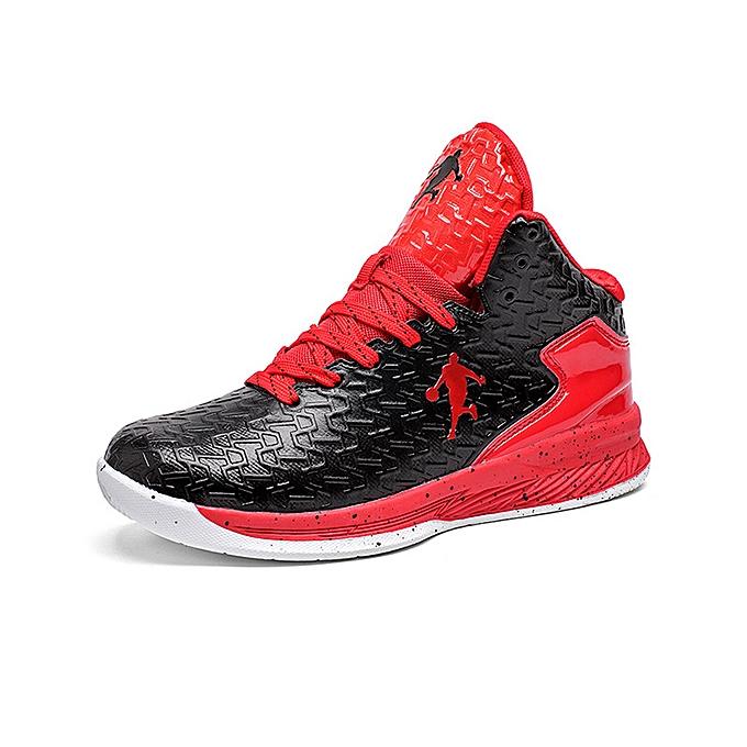 buy online 90350 74780 Man High-top Jordan Basketball Shoes Men s Cushioning Light Basketball  Anti-skid Breathable Outdoor