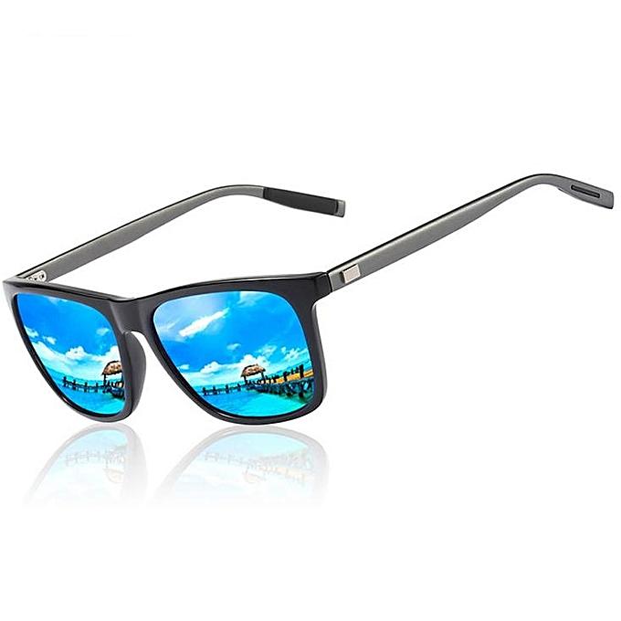 804bd9ef17e ... Grace New men and women polarized sunglasses trend colorful series-black  ...