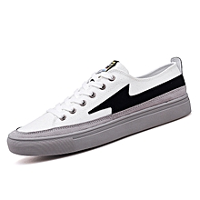 Canvas Shoes For Men Skate Sneakers