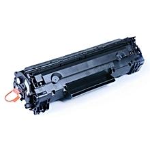 EliveBuyIND®  Compatible 35A LaserJet Toner Cartridge - Black