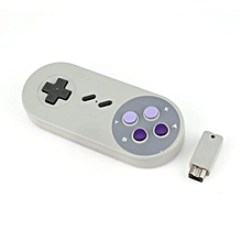 HonTai Wireless Bluetooth Gamepad Controller for SNES 8bitdo Dual Classic Joystick