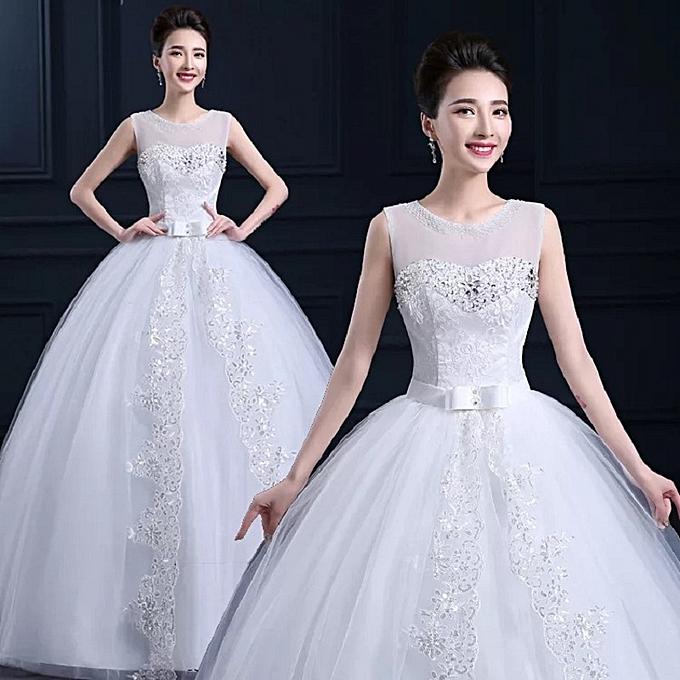 ed902784d5f3fe Fashion Women's wedding dress @ Best Price Online | Jumia Kenya