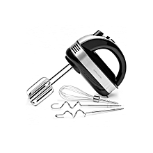 Andrew James Electric Hand Mixer with 3 Attachments and Extra Long Beaters