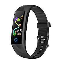 XANES X8 0.96in Color Screen IP68 Waterproof Smart Bracelet  Heart Rate Monitor Smart Watch mi band