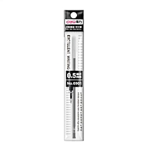 0.5mm Deli Pen Refill Replacement Refill For Ballpoint Pens And Gel Pens-black