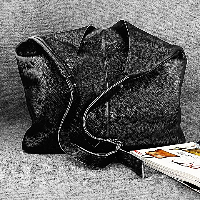 95ad74499ea Shoulder Sling Bag For Women Girls Cow Leather Fashion Tote Bags - One Color
