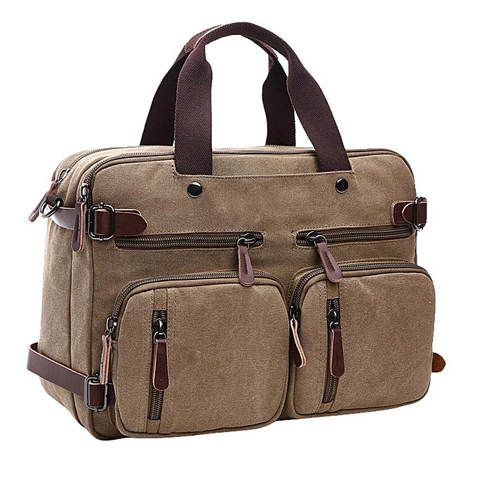 Louis Will Laptop Backpack Hybrid Multifunction Briefcase