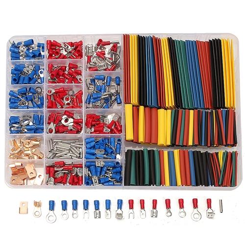 buy generic 678pcs 350terminals connectors 328 heat shrink tubes car rh jumia co ke car wiring harness supplies classic car wiring supplies