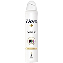 DEO SPRAY INVISIBLE 250ml