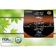 Natural Liven Alkaline Coffee - 20 Sachets