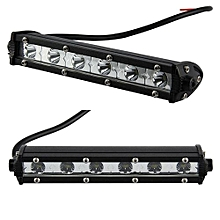 7inch 18W Led Work Light Bar Flood Spot Suv Boat Driving Lamp Offroad 4WD