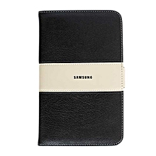 Flip Cover for Samsung Galaxy Tab A 2016 (T585) - Black