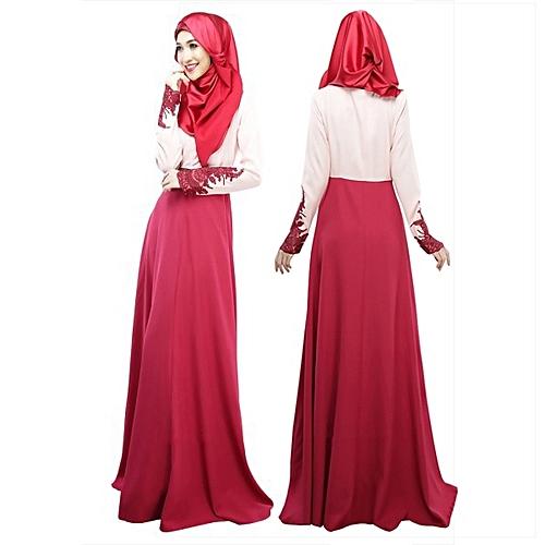 Buy Fashion Elegant adult Muslim Abaya Arab Turkish cardigan ...