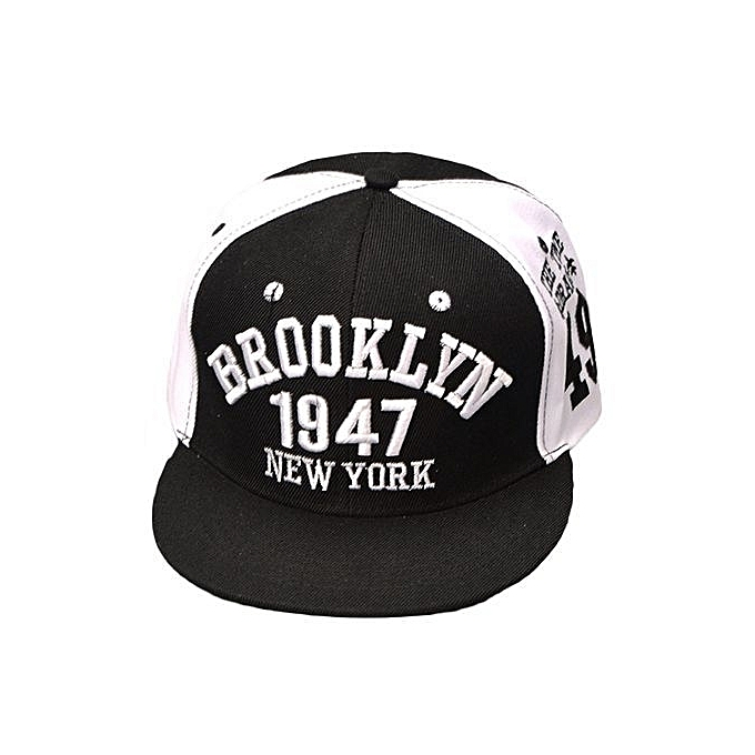 ... 1947 Brooklyn Style Hat Gorras Planas Snapback Caps New York Hip Hop Hat  50% off  Fashion Baseball Cap Men visors Caps Women Brand Casquette Hats For  ... 73b4d0a5b63