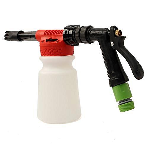 900ml Pressure Snow Foam Car Wash Spray G Un Pipe Lance Shampoo Sprayer  Washer