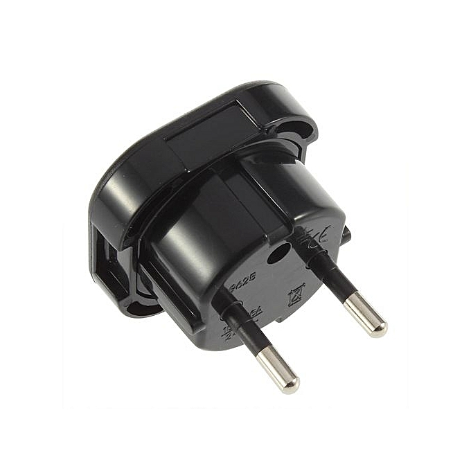 Buy Allwin Universal UK To EU AC Power Travel Plug Adapter Socket ...