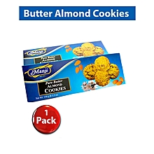 Butter Almond Cookies - 150g