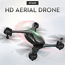 KFPLAN KF600 Drone with Camera 720P Wifi FPV Optical Flow Positioning Gesture Photograph Altitude Hold Quadcopter with 2 Battery
