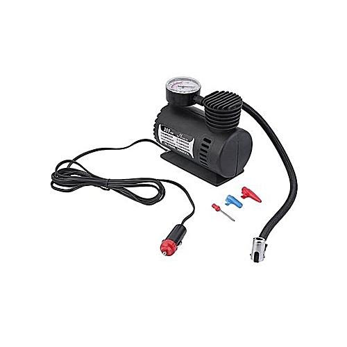 Air Compressor 12V Tire Inflator Toys Sports Car Auto Electric Pump Mini