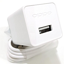 OPPO flash Charger  2A  + free USB cable.