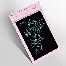 WP9310 9 inch LCD Monochrome Screen Writing Tablet Handwriting Drawing Sketching Graffiti Scribble Doodle Board or Home Office Writing Drawing (Pink)