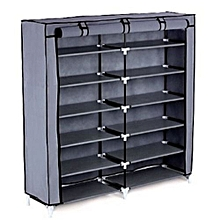 Shoe Rack - Grey