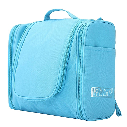 1fb2856b670 Toiletry Bag   Makeup Organizer   Cosmetic Bag   Portable Travel Kit  Organizer   Household Storage