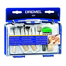 Cleaning and Polishing accessories set 684