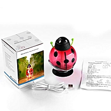 Beatles Home Aroma LED Humidifier Air Diffuser Purifier Atomizer RD