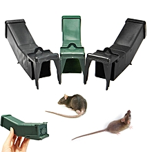 Green Reusable Mousetrap Not Killing Catch Humane Mice Rodent Hamster Pest Control