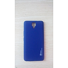 Note 4 (X572) Back Cover - Blue With Permeate Finish