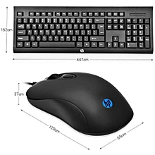 Gaming Keyboard + Gaming Mouse KM100